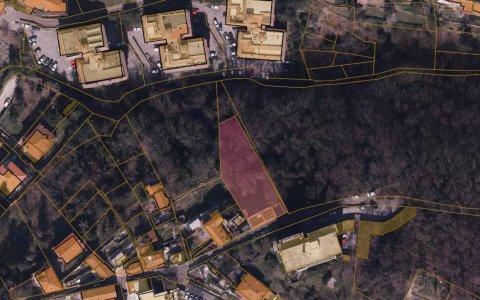 Trieste - Building land in Vicolo delle Rose
