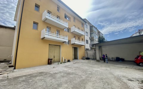 TWO-ROOM APARTMENT FIRST ENTRANCE - UDINE CENTRO