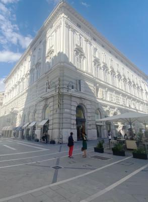 As new 124sqm in Via San Lazzaro - View of Piazza San Giovanni